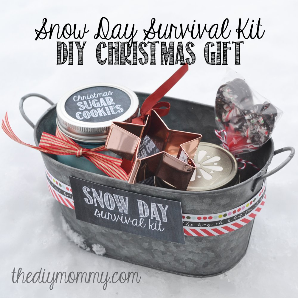 DIY Budget Friendly Christmas gifts