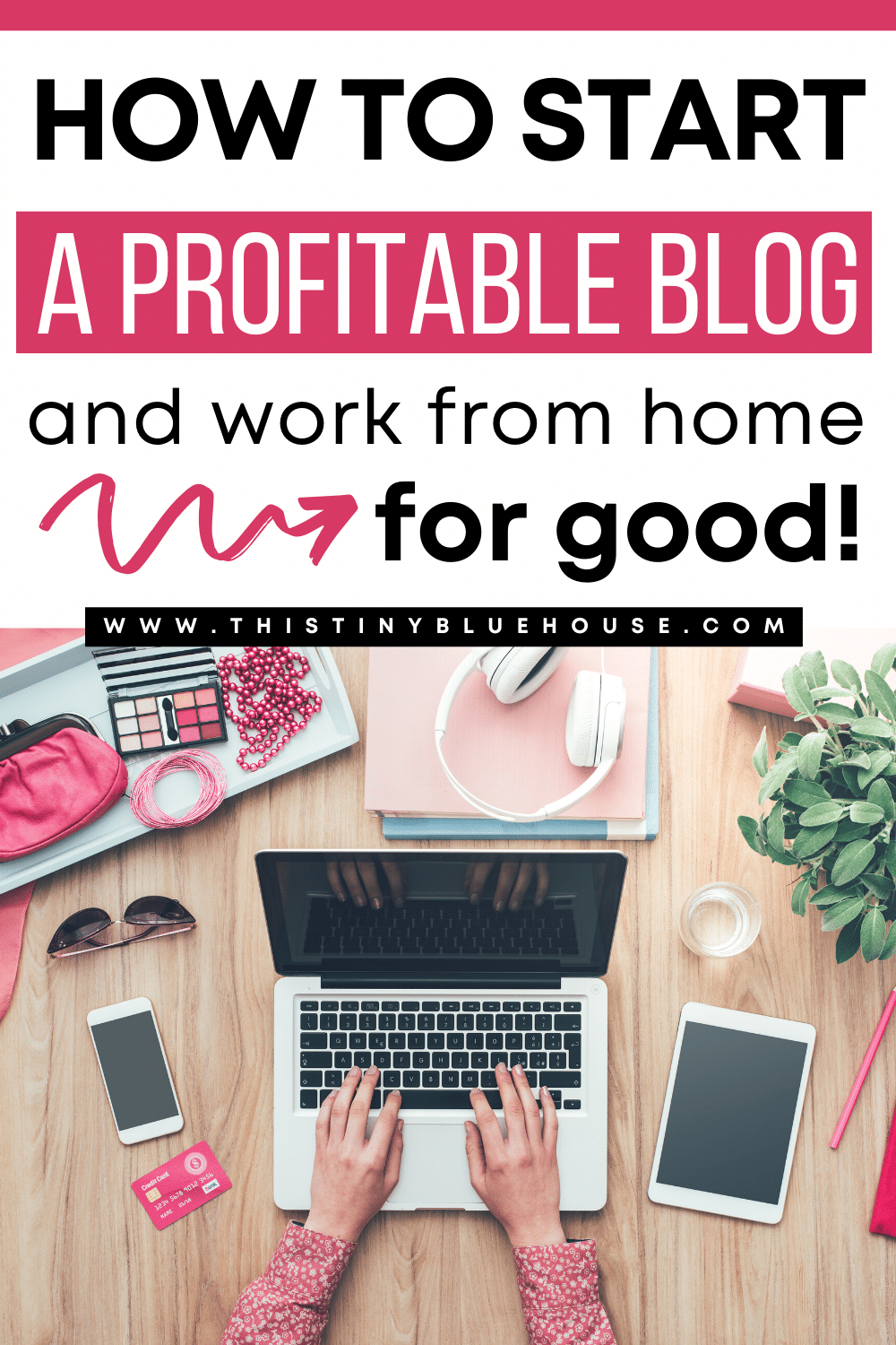 Here is an easy tutorial for starting a profitable blog and working from home for good. This easy to follow tutorial and free 5 day email course is a MUST for anyone looking to start a blog and work from home for good.