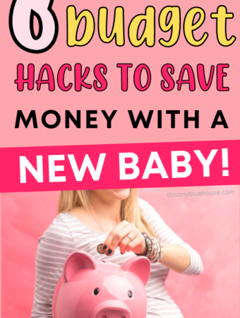 8 Genius ways to budget for a baby without spending a fortune or going broke.