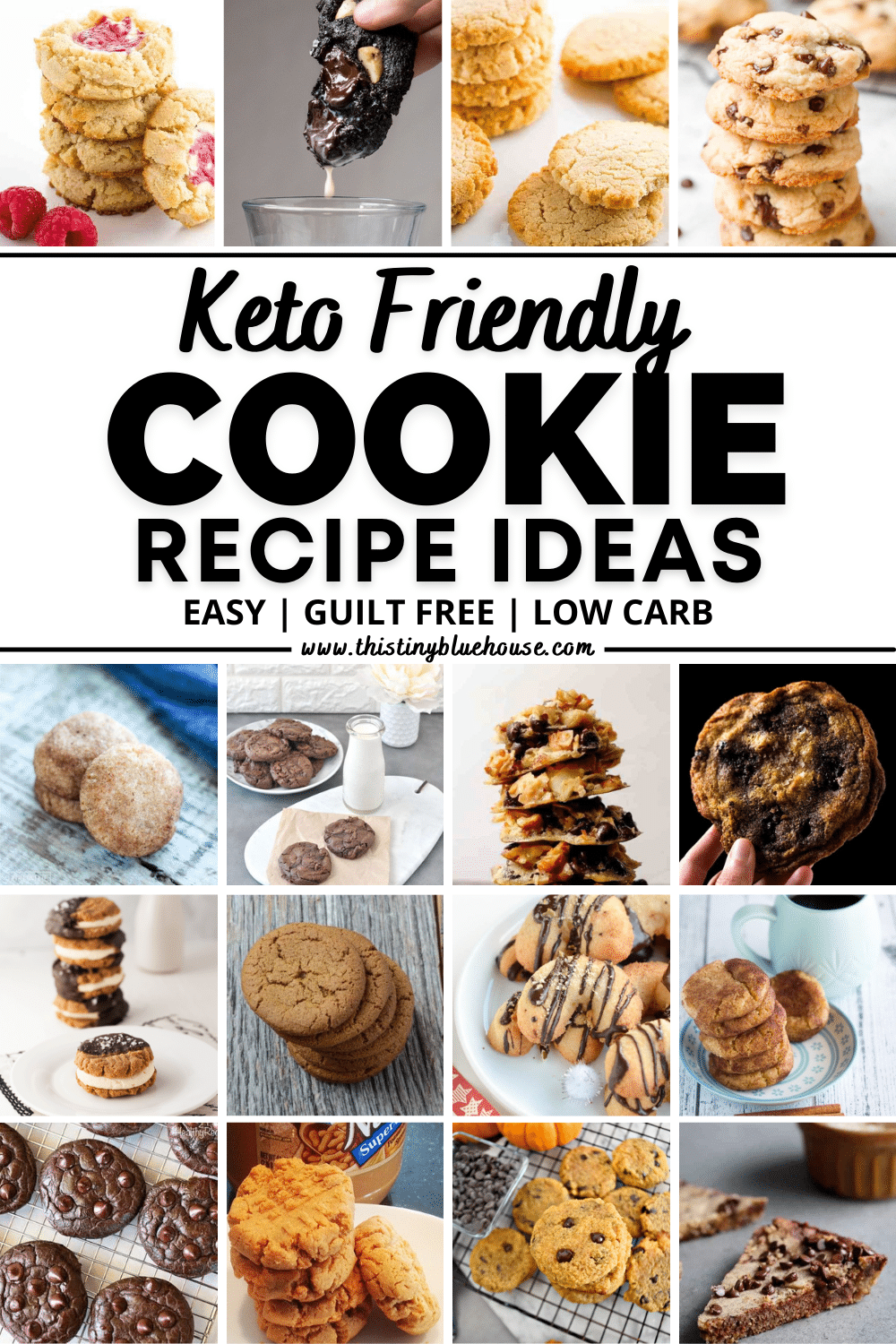 18 (Best Ever) Keto Cookie Recipes