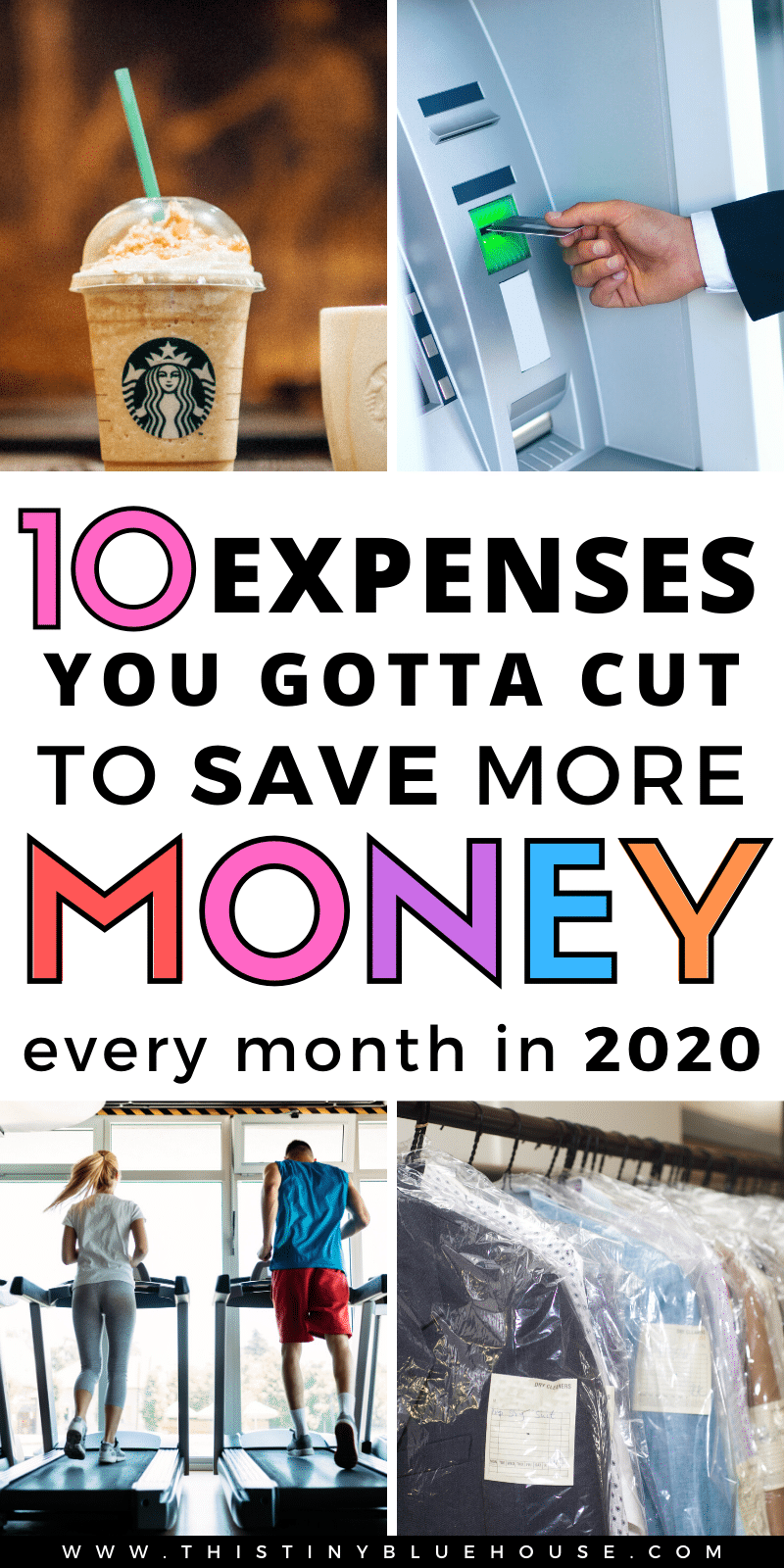 Are you looking to scale back and seriously cut costs this year? Here are 12 realistic household expenses that you can cut right now to start saving more cash in 2020! #moneysavingtips #waystosavemoney #expensestocutoutofbudget #slashingbudget #waystosavemoneymonthly #frugalliving #waystosavemoney #easywaystosavemoney #moneysavinghacks #easywaystosavemoney #bestwaystosavemoney #simplewaystosavemoney