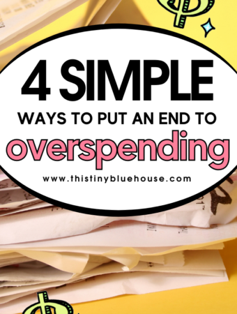 5 Easy Strategies That'll Help you Stop Overspending