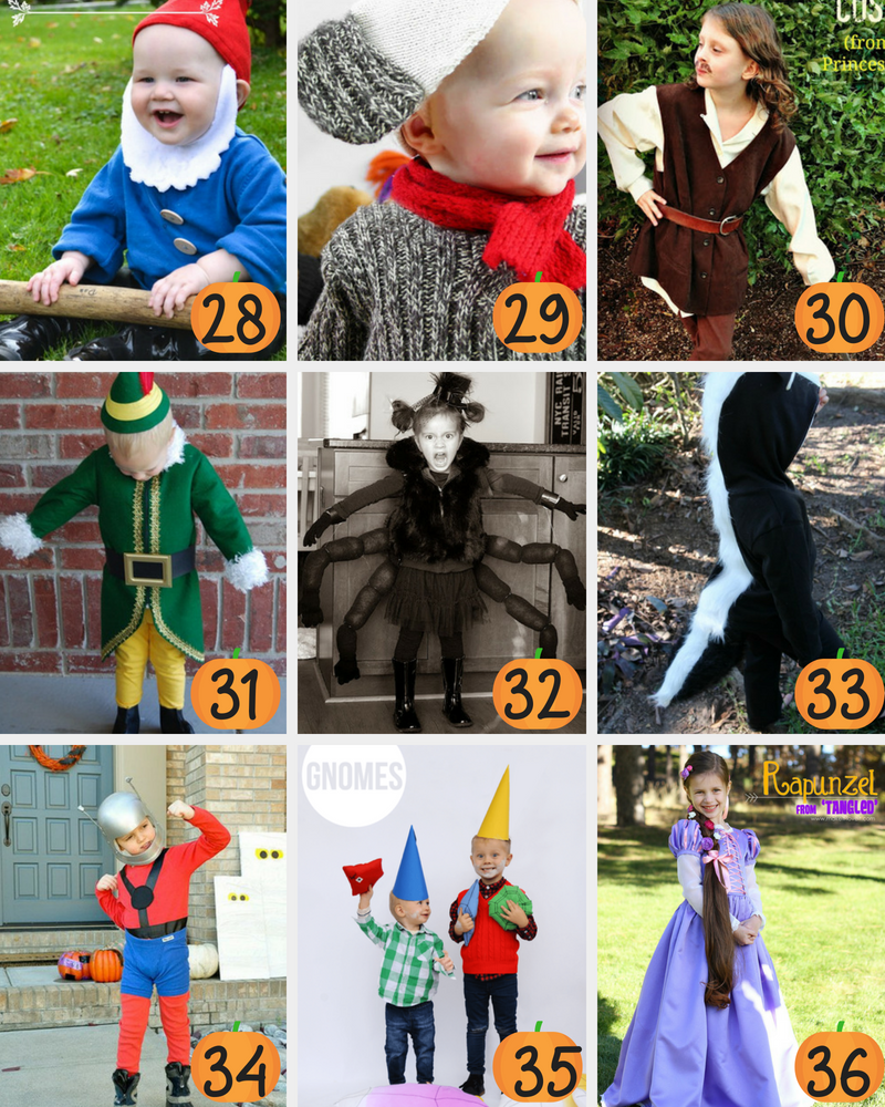 Don't dish on an expensive store bought costume! Here is a collection of over 40 of the cutest and easiest DIY halloween costumes for kids. #halloweencostumes #halloweencostumesdiy #halloweencostumesdiykids #halloweencostumesdiybaby #halloweencostumesdiytoddler #halloweencostumesdiycreative #halloweencostumesdiyclever #halloweencostumesdiyeasy #halloweencostumesdiyeasy #halloweencostumesdiyfunny #halloweencostumesdiysimple #halloweencostumesdiycheap #halloweencostumesdiyboys #halloweencostumesdiygirls #halloweencostumesdiylastminute #halloweencostumesdiyideas #halloweencostumesdiyquick #halloweencostumesdiycute #halloweencostumesdiyunique