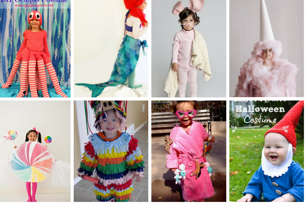 45 super cute creative diy halloween costumes for kids this tiny dont dish on an expensive store bought costume here is a collection of solutioingenieria Images