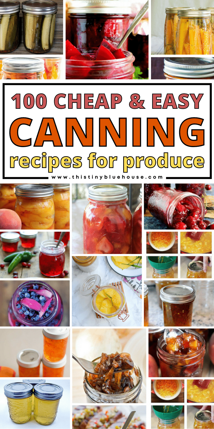 The Ultimate Collection (Over 100 cheap and easy) Canning Recipes