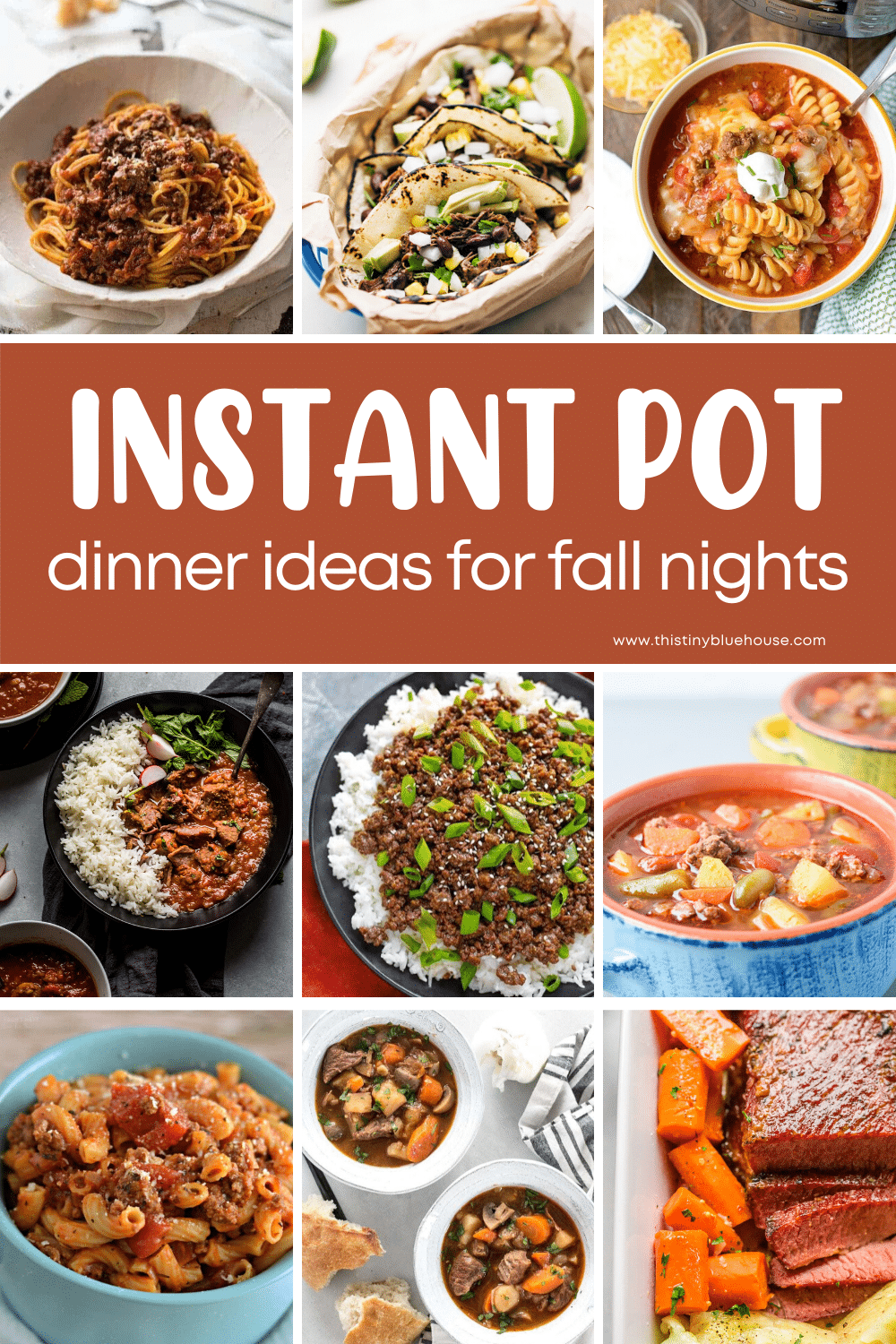 100+ Delicious Instant Pot Dinner Ideas