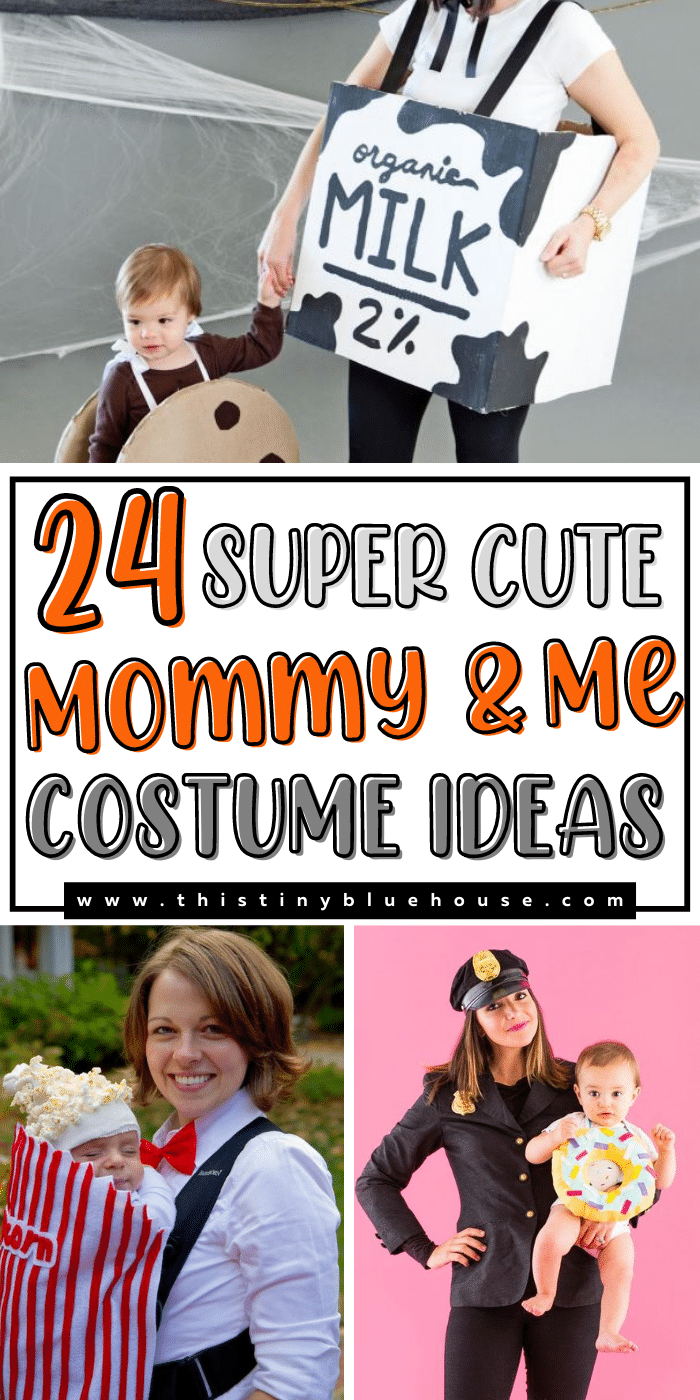 24 Super Cute Mommy and Me Halloween Costume Ideas