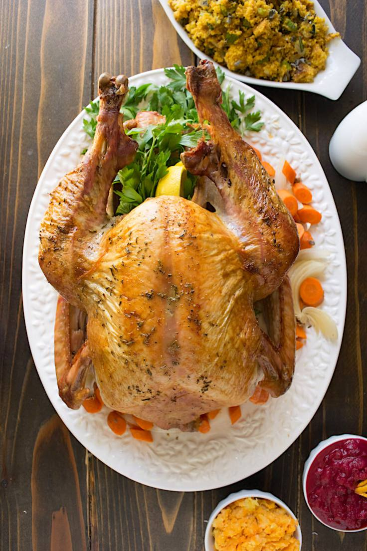 Turkey is the ULTIMATE holiday dish and when done right they can be the heart of any holiday dinner. Here are 22 ways to cook a delicious perfect roast turkey. #roastturkey #roastturkeyrecipes #roastturkeychristmas #roastturkeythanksgiving #roastturkeyeasy #roastturkeyseasoning #roastturkeybrine #roastturkeyperfect #perfectroastturkey #perfectroastturkeythanksgivingrecipes #perfectroastturkeythanksgiving #perfectroastturkeychristmasdinner #perfectroastturkeyhowtocook