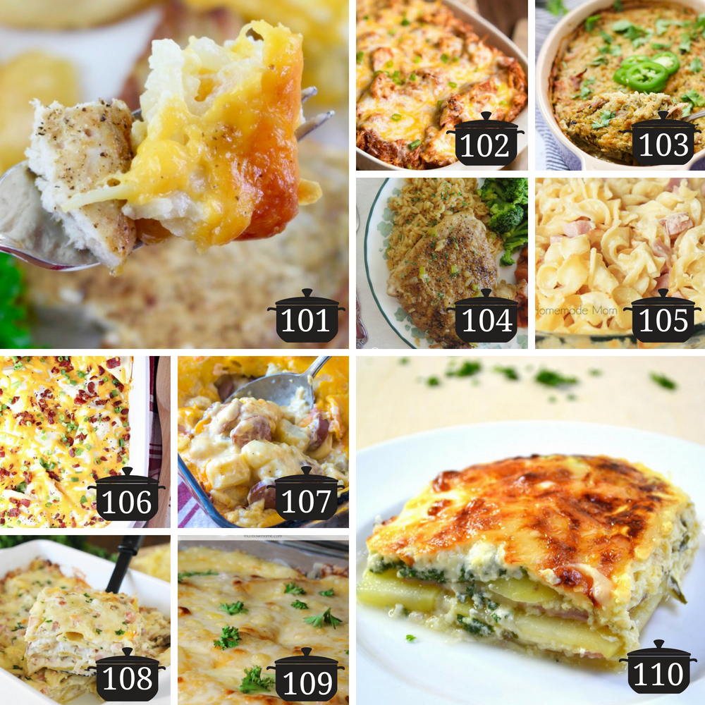 The ultimate collection of over 200 cheap casserole recipes that are easy to put together and easily feed a crowd. Delicious, easy and nutritious. #casserole #casserolerecipes #beefcasserolerecipes #chickencasserolerecipes #porkcasserolerecipes #turkeycasserolerecipes #fishcasserolerecipes #vegetariancasserolerecipes #casserolerecipesmakeahead #casserolerecipestofreeze