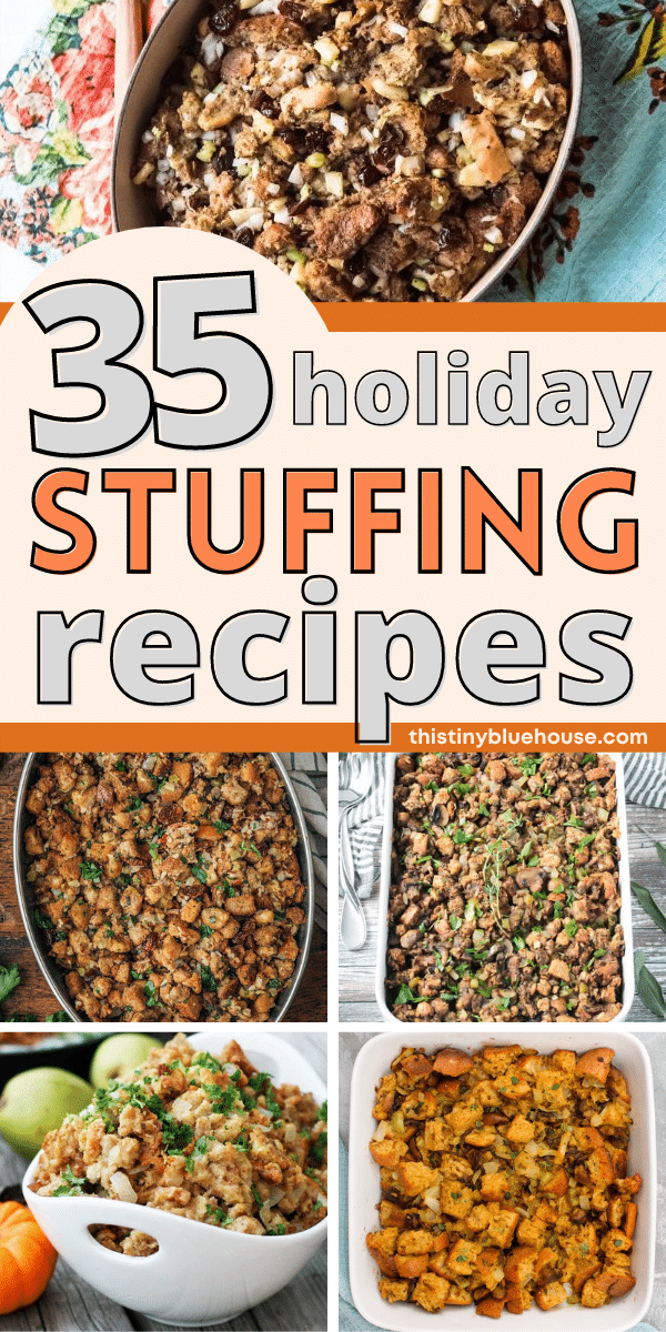 35 Best Holiday Stuffing Recipes