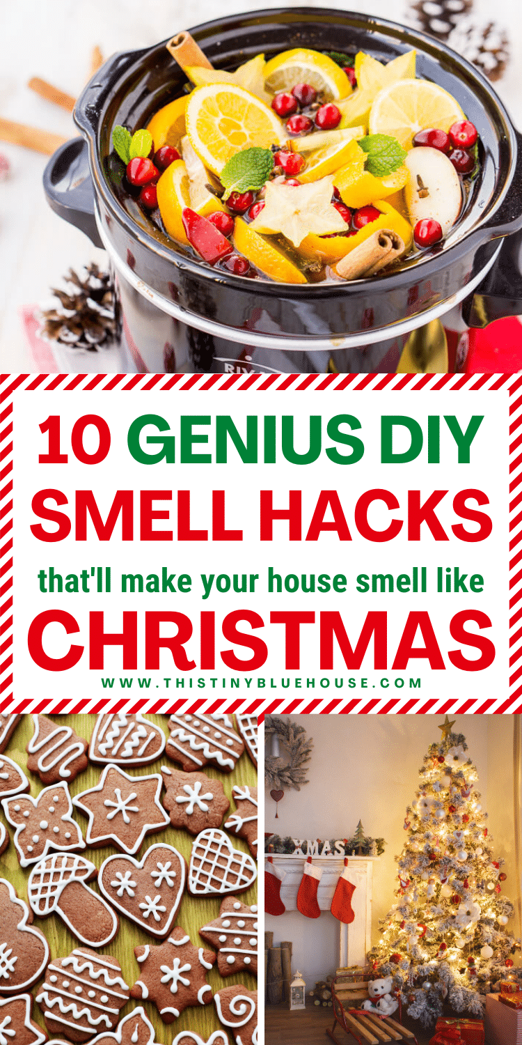10 Genius Hacks To Make Your House Smell Like Christmas