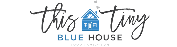 This Tiny Blue House logo
