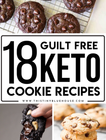 18 Craving Busting Guilt Free Low Carb Keto Cookies