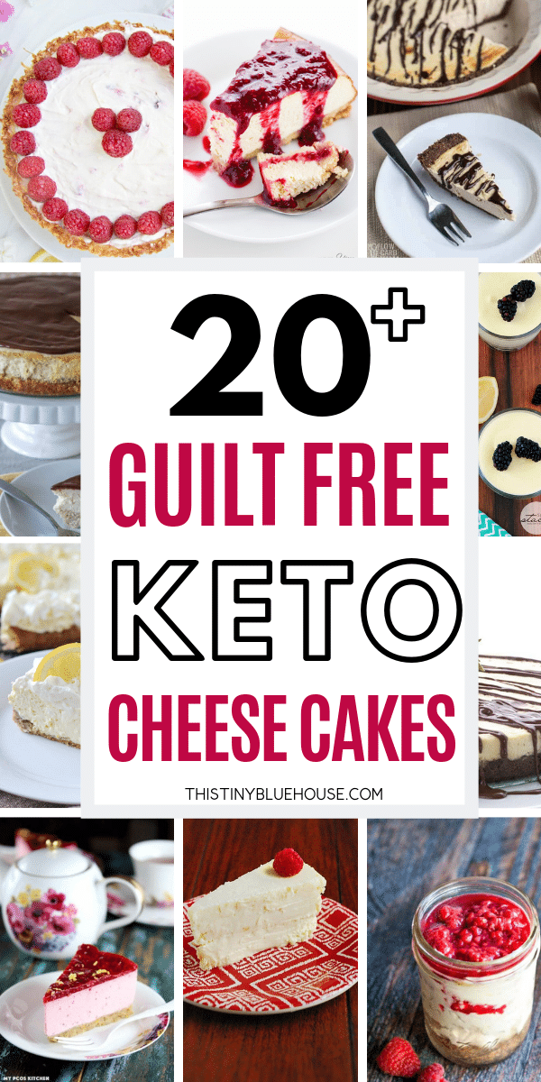 Looking for the ultimate Keto friendly dessert? Here are 25 delicious Keto Cheesecake recipes that are so sinfully good they don't seem like diet food. #ketodesserts #easyketodesserts #ketocheesecakerecipes