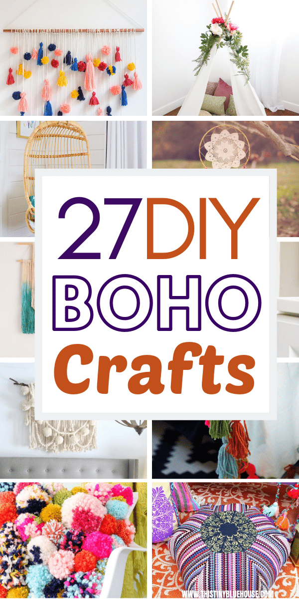 27 Best Diy Dollar Store Boho Craft Ideas This Tiny Blue House