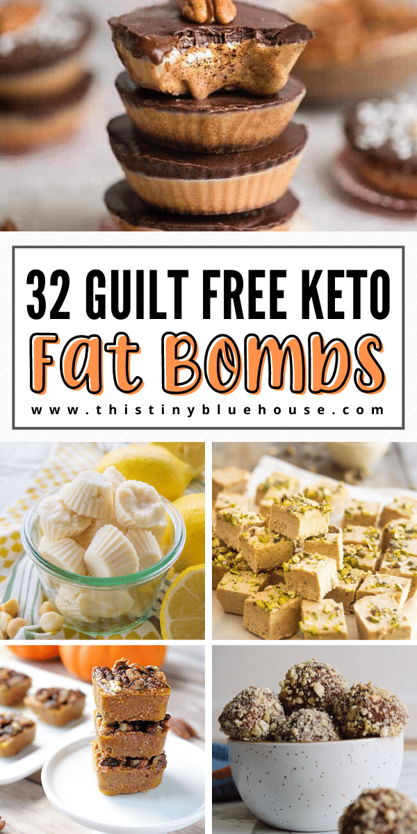 32 Craving Busting Keto Fat Bomb Recipes