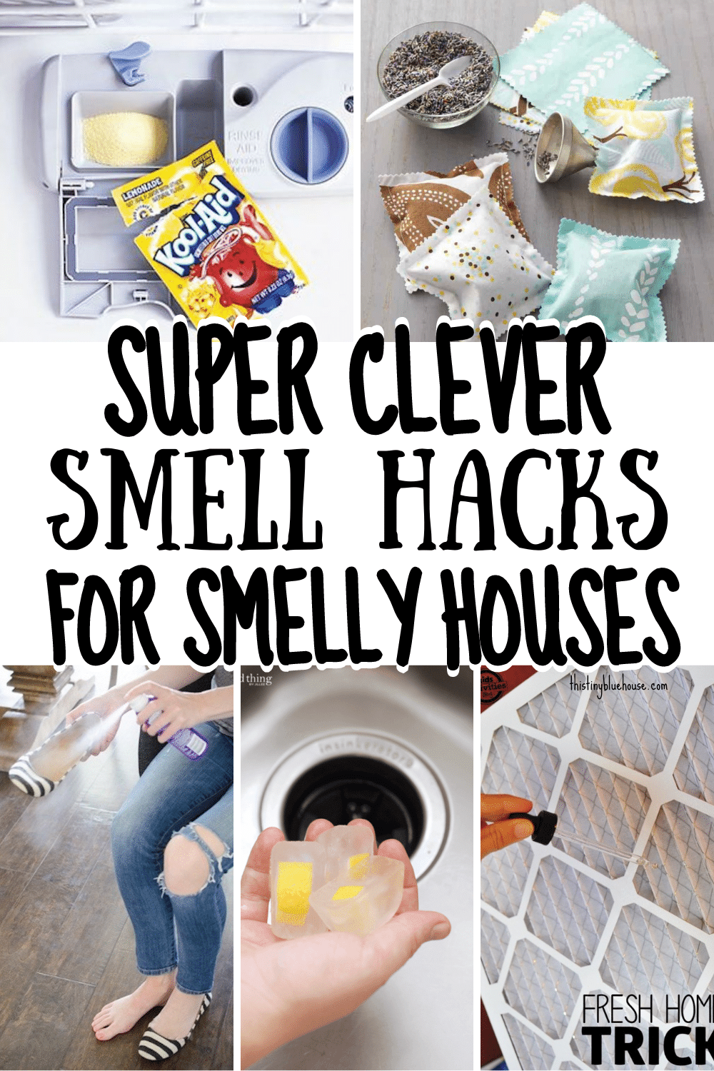 Super Clever Must Try Smell Hacks For Smelly Houses
