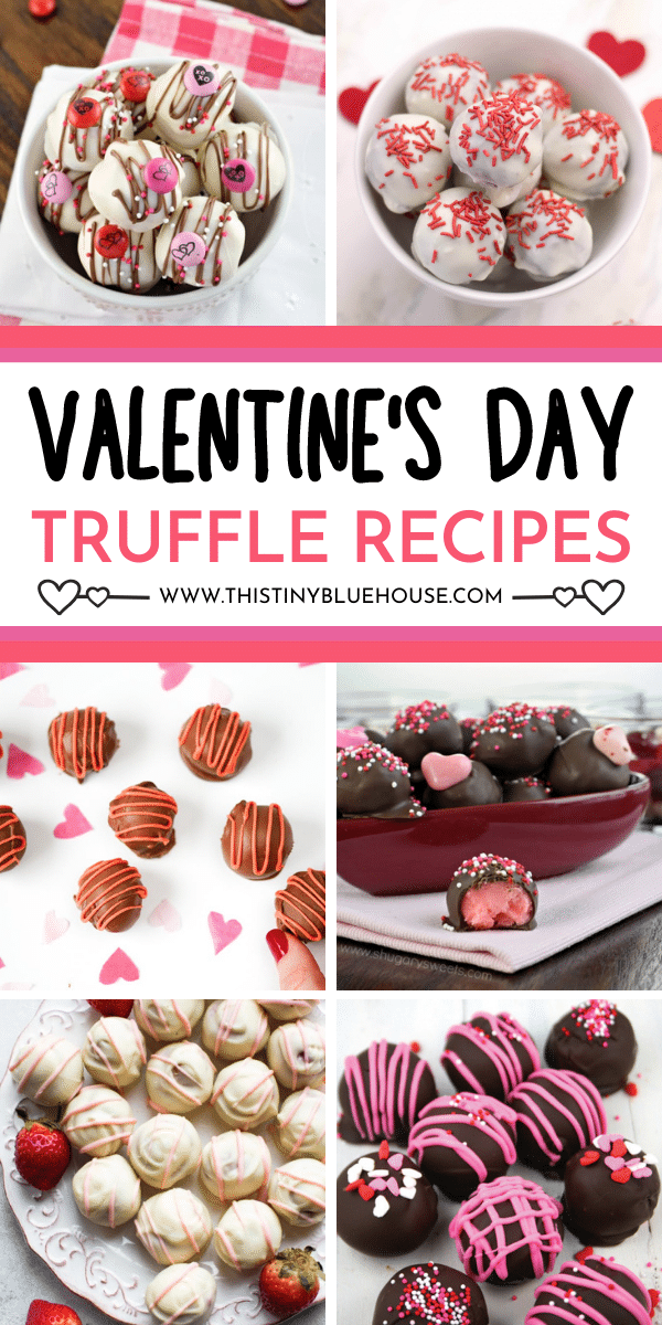 30 Easy Truffles Perfect For Valentine's Day