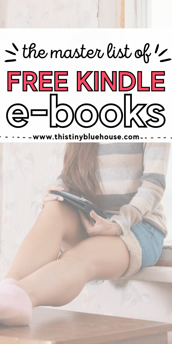 50+ Totally Free Kindle E-Books
