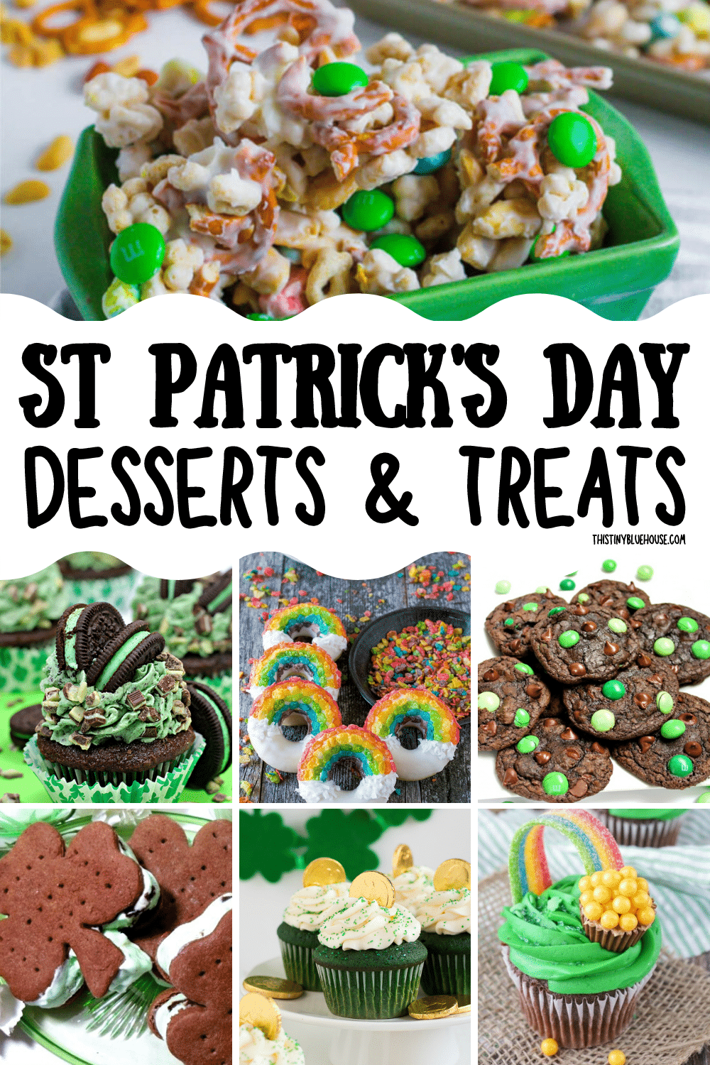 The Best St Patrick's Day Desserts & Treats