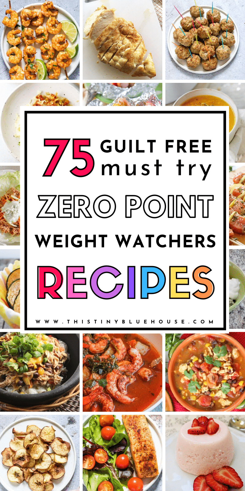 75 MUST TRY Zero Point Weight Watchers Food and recipe ideas that are sure to make sticking to your diet an absolute breeze. From apps to soups and lunches, dinners and even desserts these recipes are a must for anyone following the Weight Watchers diet. #weightwatchers #weightwatchersforfree #weightwatchersrecipeswithpoints #weightwatchersfreestyle #weightwatcherssnacks #weightwatchersdesserts #weightwatcherszeropoint #weightwatcherzeropointrecipes #weightwatcherszeropointmeals #weightwatcherszeropointsnacks #weightwatcherszeropointsoups #weightwatcherszeropointlunch #weightwatcherszeropointdesserts