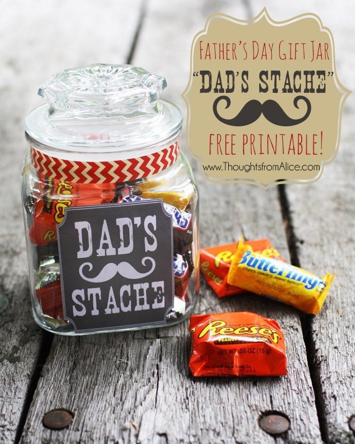 30 Thoughtful Diy Father S Day Gifts In A Jar This Tiny Blue House