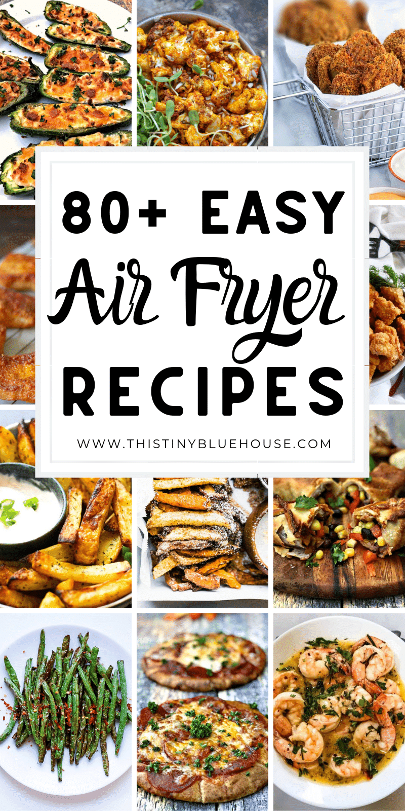 Here are 80+ BEST delicious and healthy air fryer recipes that your family will just love. These easy best air fryer recipes are a guaranteed hit! #airfryerrecipes #airfryerrecipeshealthy #airfryerrecipesvegetables #airfryerrecipeseasy #airfryerrecipespotatoes #simpleairfryerrecipes