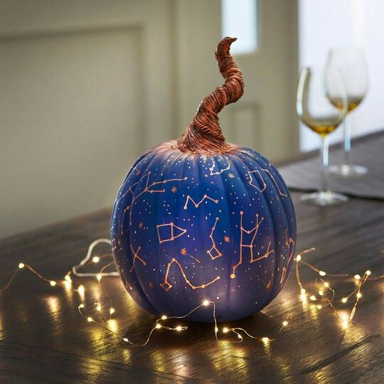 25 Gorgeous Painted Pumpkin Ideas Perfect For Fall Displays This Tiny Blue House