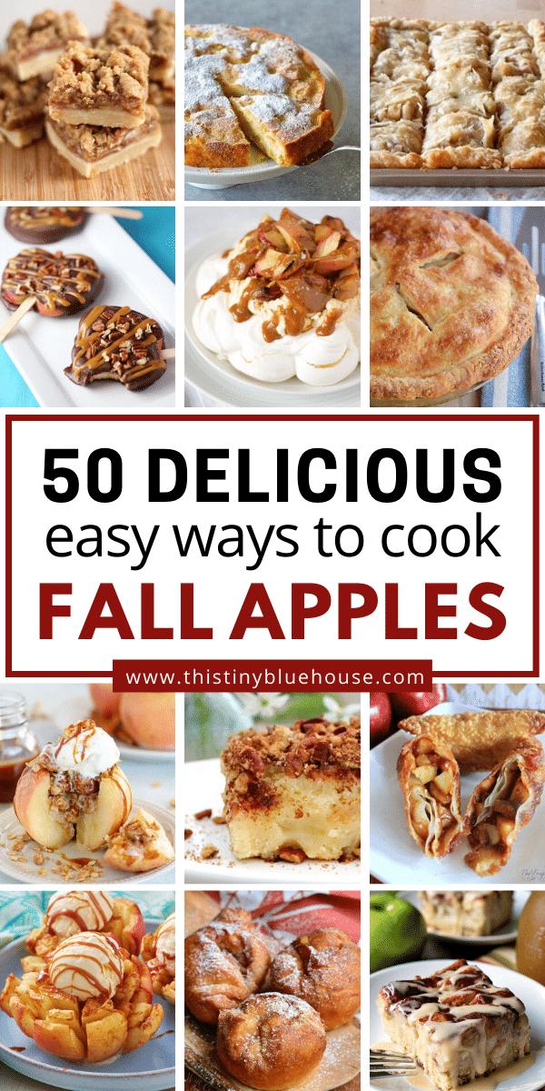 50 Delicious Apple Recipes