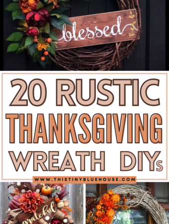 Rustic Thanksgiving Wreaths