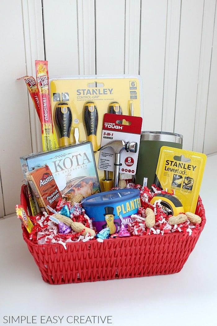 100 Fun Festive Diy Christmas Gift Basket Ideas This Tiny Blue House