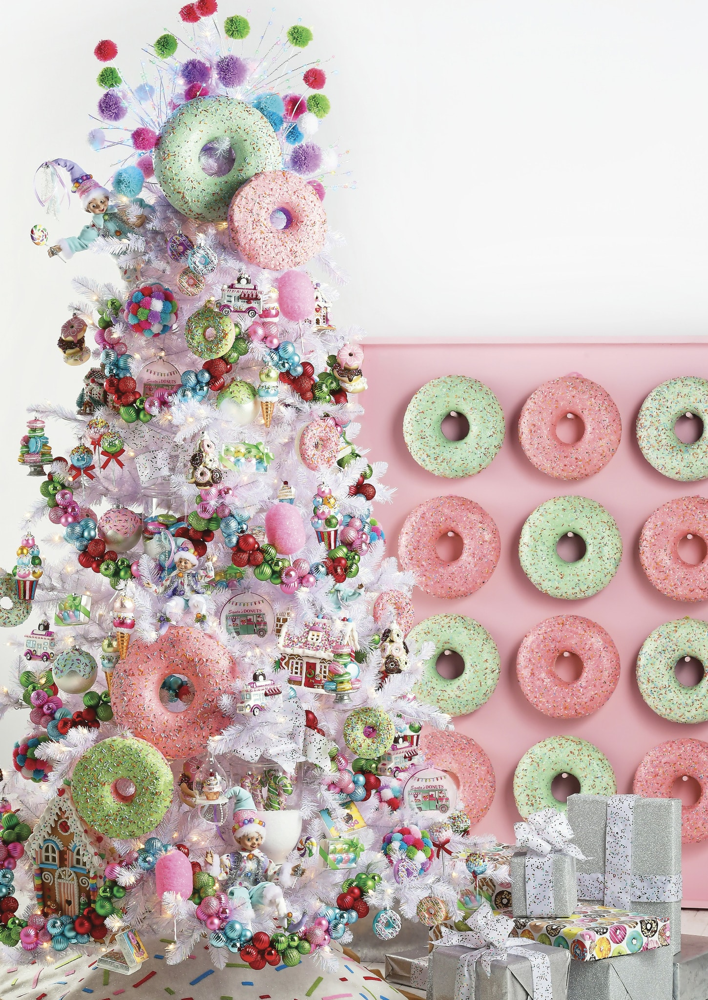 30 Candy Themed Christmas Decorations Wright Landscaping