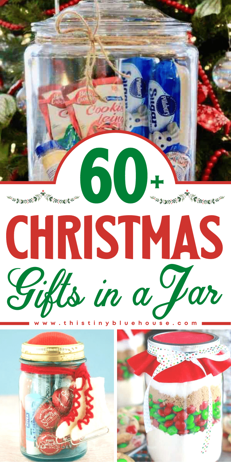 60+ Christmas Gifts In Jar