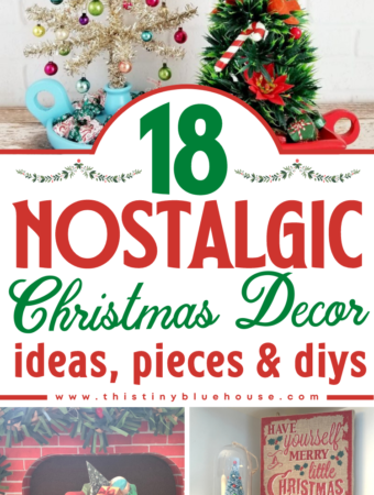 18 Nostalgic Christmas Decor Ideas