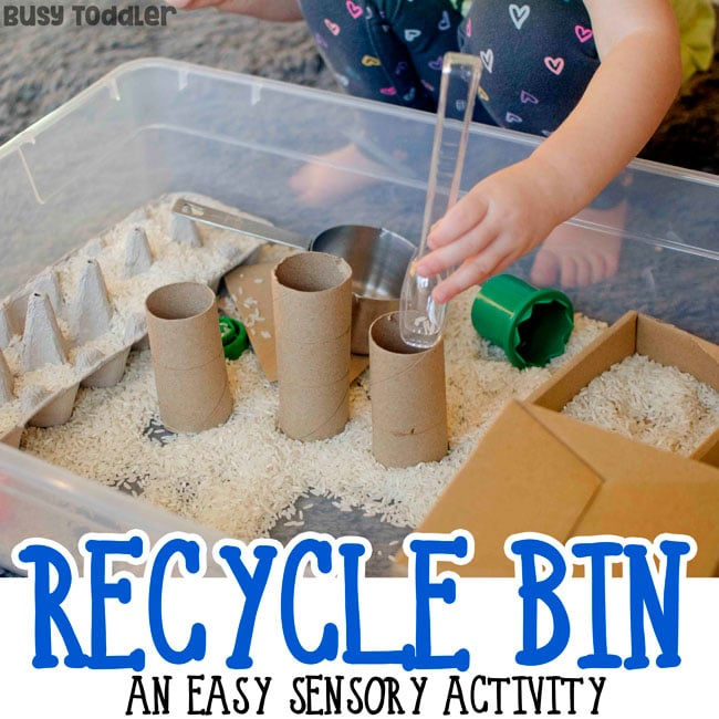 60 Super Fun Sensory Bin Activities For Young Kids - This Tiny ...