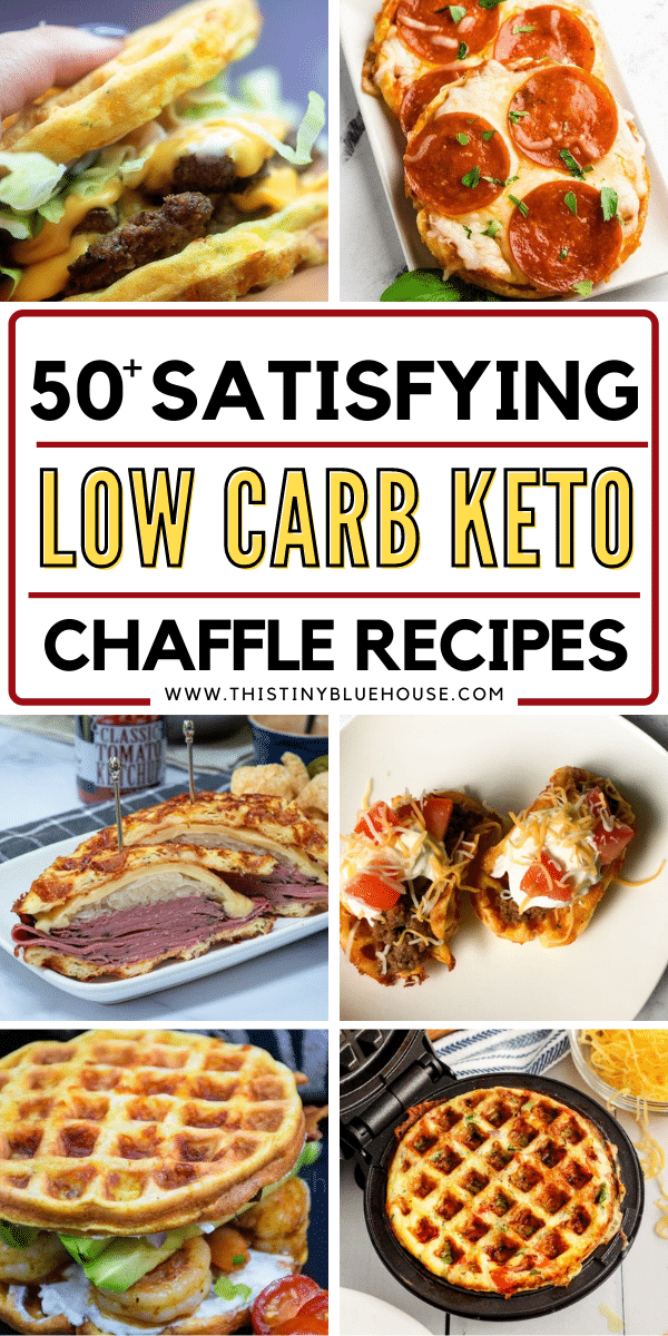 50+ Must Try Easy Keto Chaffle Recipes