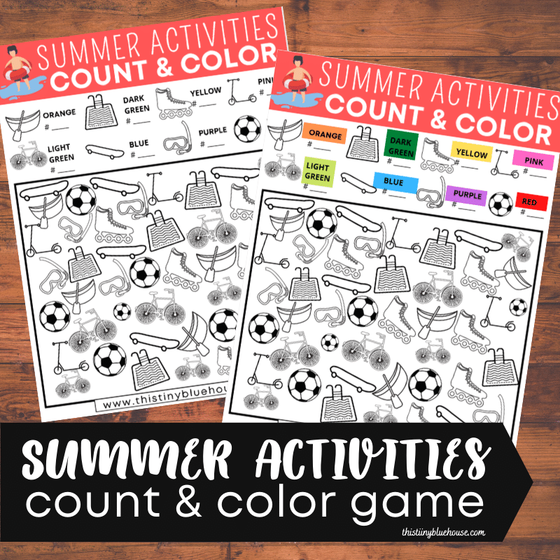 boredom busting summer activities for kids
