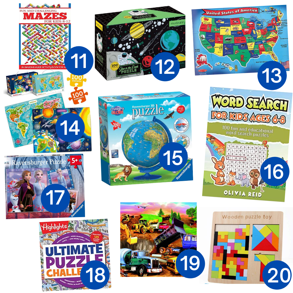 100+ Best Quiet Screen Free Play Games and Activities For Kids 0-12