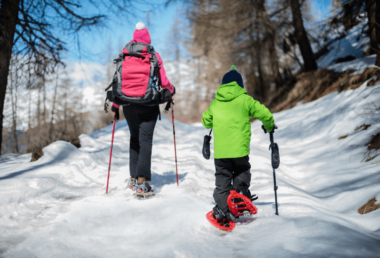 Best Outdoor Winter Activities For Kids