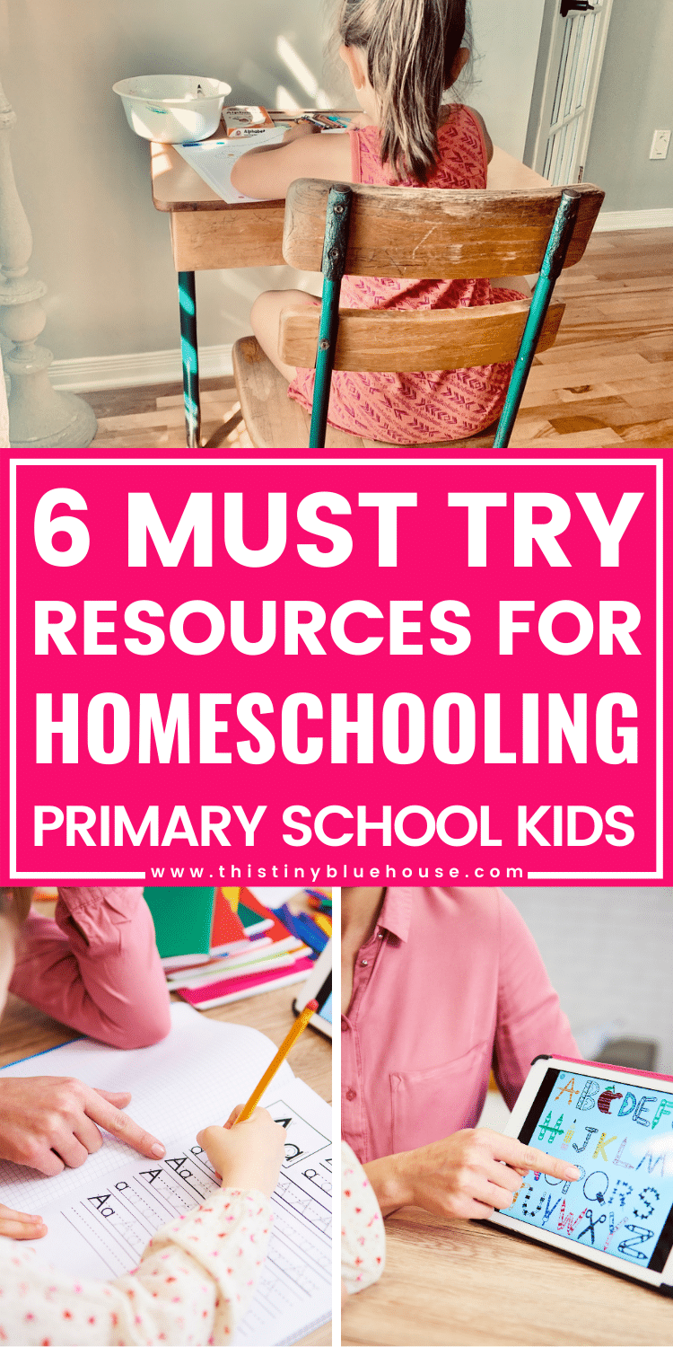 6 Really Fun Resources For Homeschooling Kids K-6
