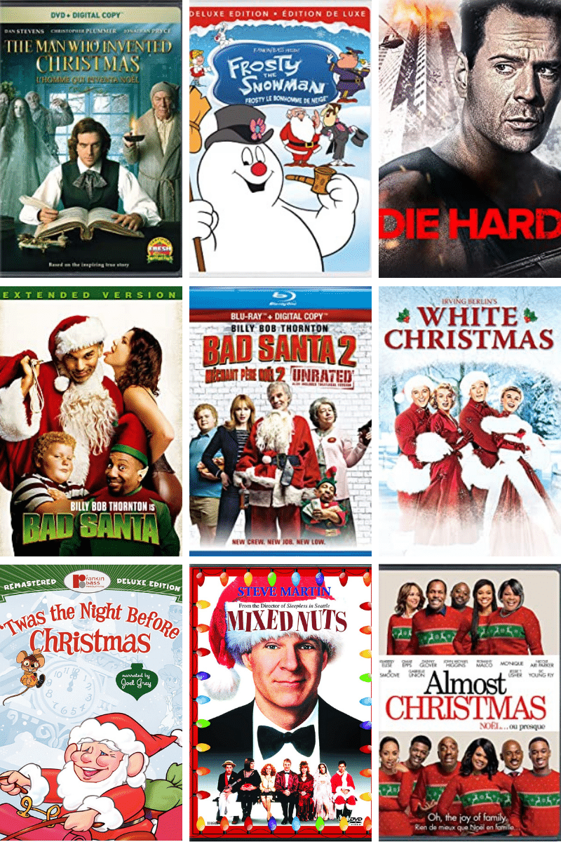 Here is the ultimate collection of 100+ must watch Holiday movies that are the BEST way to boost holiday spirit and cheer this Christmas season.