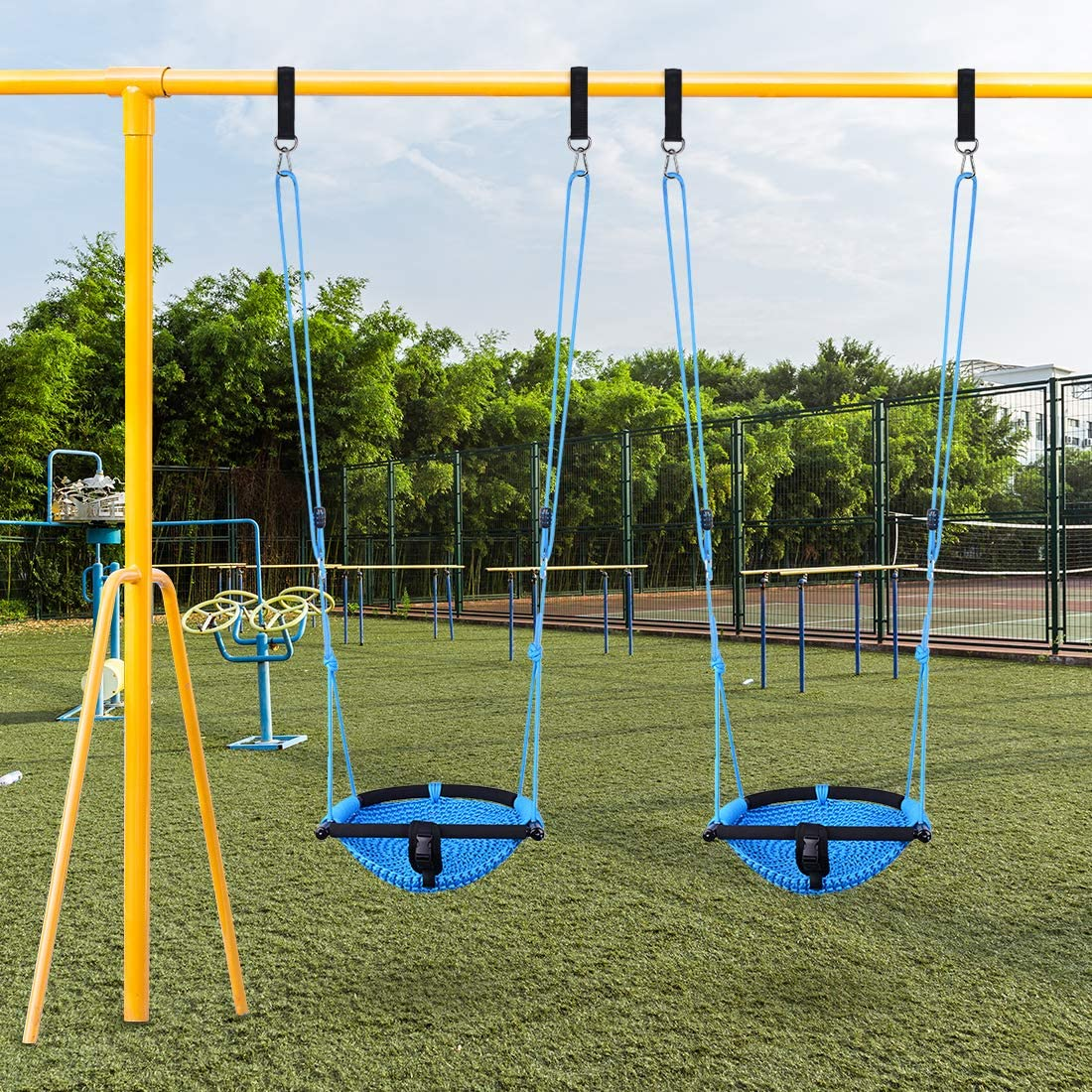 Insanely Fun Outdoor Swings For Kids They Will Really Love Playing With This Summer